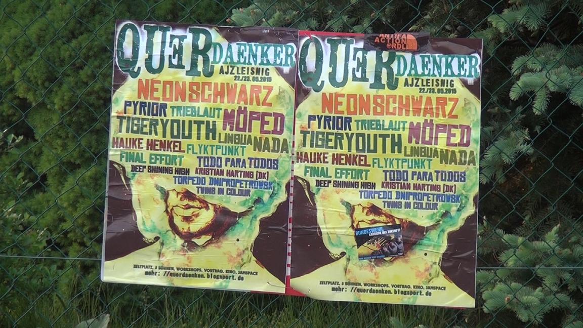 Querdaenker Festival Leisnig 2015