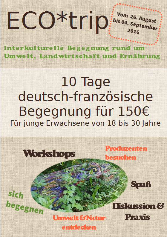 Ecotrip - flyer german01