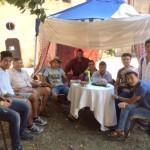 Integration_Teezelt zum Leisniger Altstadtfest2