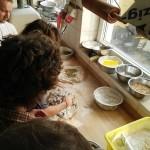 Besuch in der Bäckerei Zschiesche