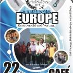 Global Adventures - Treibhaus goes Europe